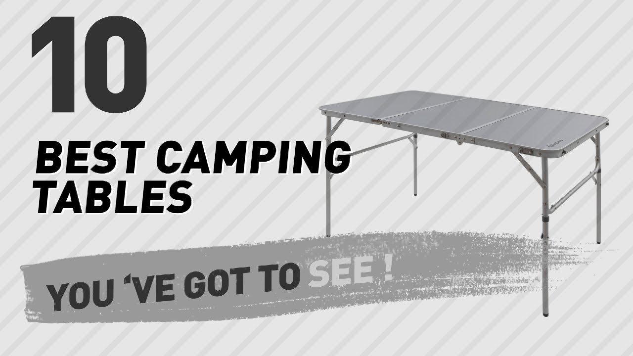 Kingcamp Camping Tables Collection New Popular 2017