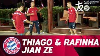 Thiago & Rafinha - Jian Ze Challenge