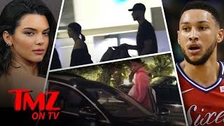 Kendall & Ben Hit The Town! | TMZ TV
