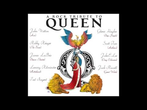 A Rock Tribute To Queen - Bohemian Rhapsody (John Wetton & Billy Sherwood)