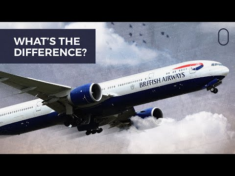 What's The Difference Between The Boeing 777-300 And The 777-300ER?