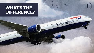 The largest variant of boeing 777 is 777-300 and its extended-range variant, 777-300er. let's take a look at two variants to pick out what th...