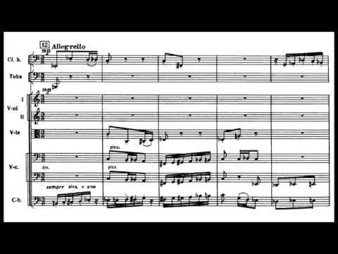 """Arthur Honegger - Symphony No. 5 """"Di tre re"""" (1950)"""