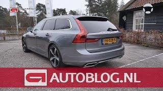 Mijn Leaseauto: Volvo V90 van Tjeerd