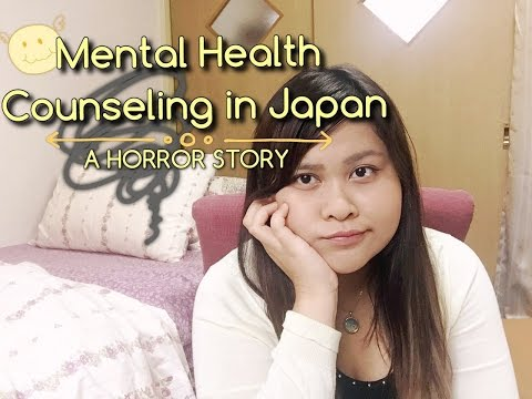 Mental Health Counseling in Japan: A Horror Story