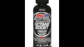 AMSOIL MOB Motorcycle Octane Boost