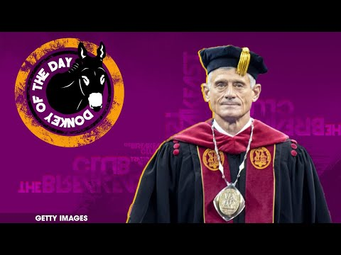 University Of South Carolina President Congratulates The Wrong School During Graduation Speech