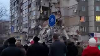 В Ижевске обрушился дом 09-11-2017