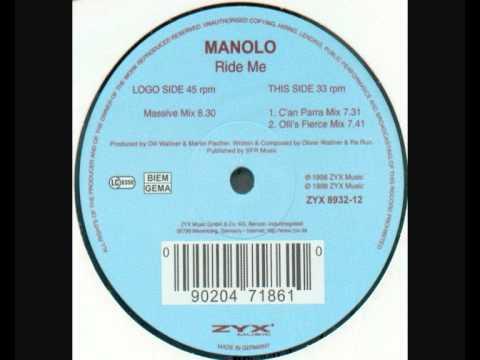 Manolo - Ride Me (Massive Mix)
