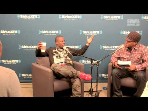 Kevin Hart Makes Sway Laugh and Opens Up about Cheating, Being Heckled and Growing in Comedy