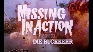 Chuck Norris in MISSING IN ACTION 2 - DIE RÜCKKEHR - Trailer (1985, German)