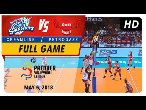 PVL RC Season 2: Cool Smashers vs. Angels | Full Game | 1st Set | May 6, 2018