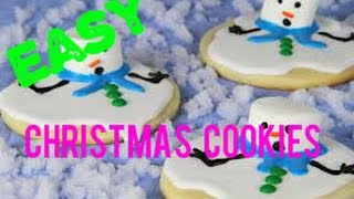 How To Make Easy Christmas Cookies : Complete Guide (easy Method - Delicious) || Dictionary How