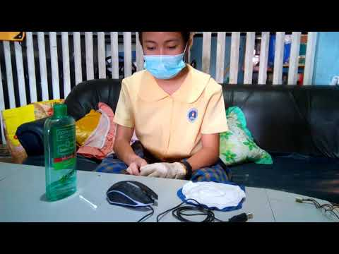 7.Mechanical and Optical Mouse Cleaning