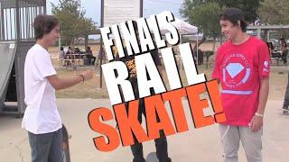 Mikey Whitehouse VS Albert Ramirez SKATE FINALS