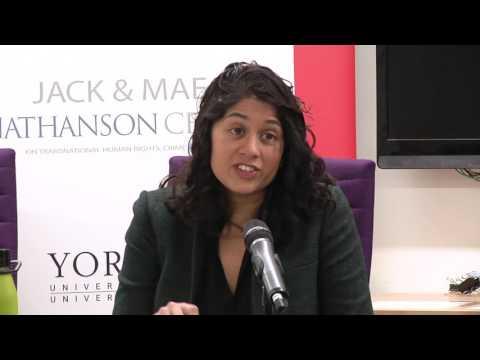 Saira Mohamed on Leadership Crimes  March 17, 2017