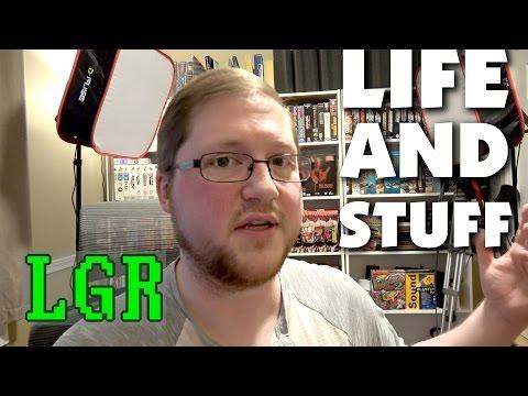 LGR - YouTubing Work vs. Home Life Balance