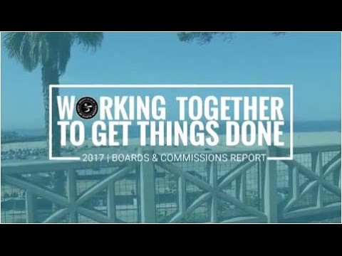City of Santa Monica 2017 Boards and Commissions Report