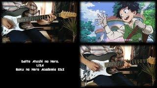 Boku no Hero Academia ED3 【僕のヒーローアカデミア】 - Datte Atashi no Hero. 〔だってアタシのヒーロー。〕 (Guitar Cover) thumbnail