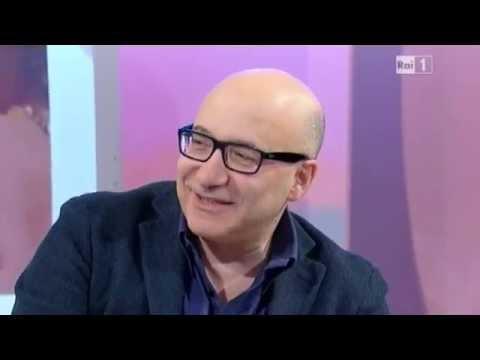 Stefano Pieri a UnoMattina in Famiglia - Donne rifatte