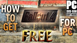 Video How To Download Fallout 4 for PC for FREE! (Windows 7/8/10) EASY TUTORIAL! download MP3, 3GP, MP4, WEBM, AVI, FLV Juli 2018