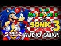 SC Sound Swap: Super Mario World w/Sonic 3 SFX