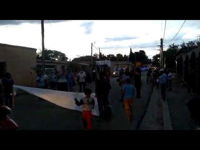 La lucha por agua pura ganó las calles de San Carlos