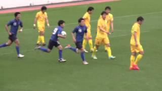 2016/4/10 第50回関東サッカーリーグ1部第2節 横浜猛蹴vsVONDS市原より...