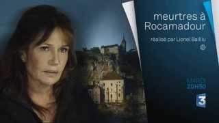 Meurtres à Rocamadour : bande-annonce