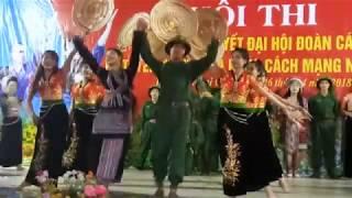 Giải nhất Múa hát Giải phóng Điện Biên tại Tỉnh đoàn Lai Châu