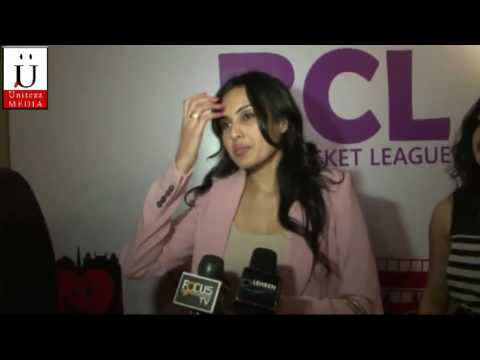 Kamya Punjabi & TV Celebrities at The Launch of Box Cricket League in Mumbai