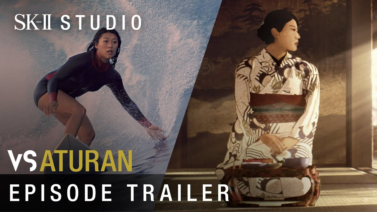 """SK-II STUDIO: """"VS Aturan"""" Trailer menampilkan Mahina Maeda #CHANGEDESTINY"""