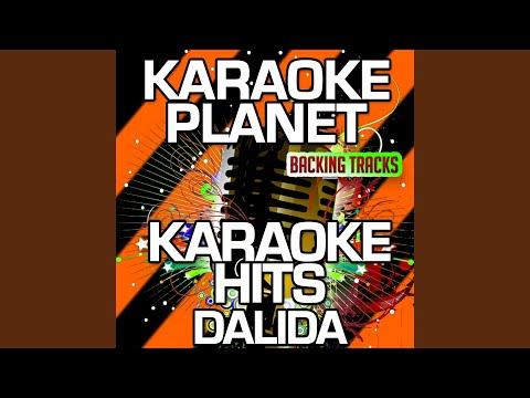 Gigi L'amoroso (Karaoke Version) (Originally Performed By Dalida)