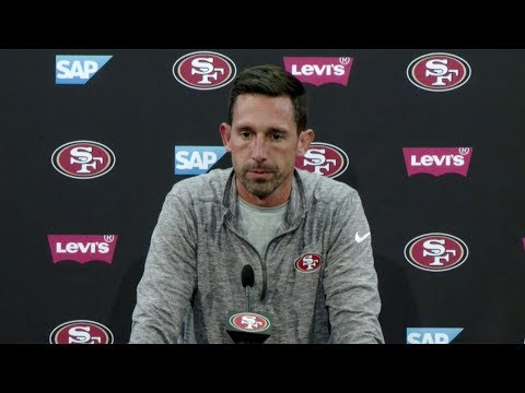 Kyle Shanahan: I Think C.J. Gives Us the Best Chance to Win Going Forward