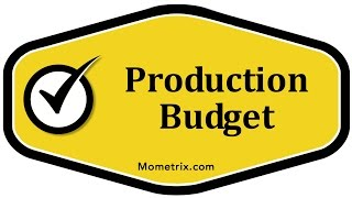 production budget Learn more about how to create a budget for your film or television show and get tips from other experienced professionals.
