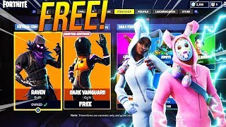 HOW TO GET NEW BUNNY BRAWLER SKIN FREE in FORTNITE! - Fortnite New Exclusive Easter Skins