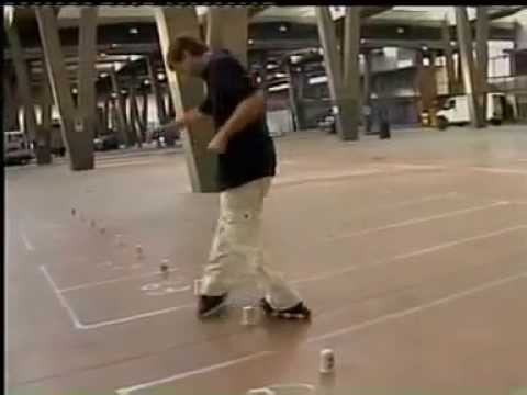 Curso Free Skate Basico 2005 Enrico Perano (Skate Patinaje Roller)