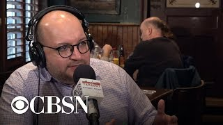 Jason Rezaian thanks Major Garrett for focusing on Iran