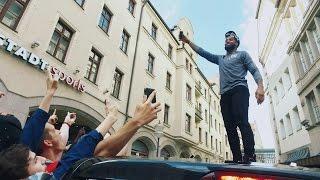 Odell Beckham Jr. Mania in Munich, Germany | OBJ Going Global | NFL
