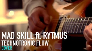 Mitchel | BEAT MAKING 9  | Mad Skill ft. Rytmus - Technotronic flow (cover)