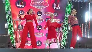Скачать Выступление группы Стрелки на концерте посвящённом Дню города Москвы ТРК Вегас 10 09 17