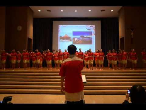 Kasih-Mu Tuhan ( Yulius Yuswanto ) - Performed By Vox Angelorum Choir