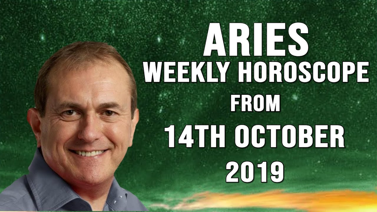 Weekly Horoscopes from 14th October 2019