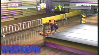 WWE WrestleMania 21 Xbox Career Mode Part 16