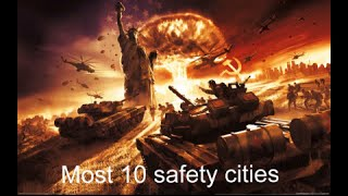 most 10 safety countries you should to go