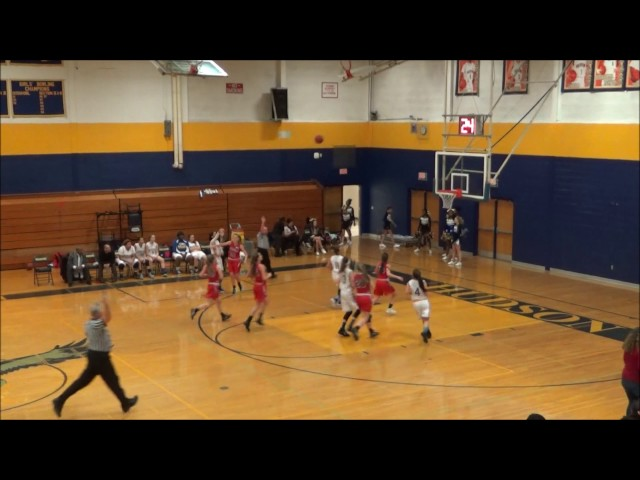 Game Highlights Girls' Varsity: Maple Hill vs Hudson