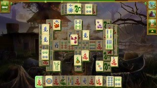 Lost Lands: Mahjong Gameplay PC [1080p 60 FPS]