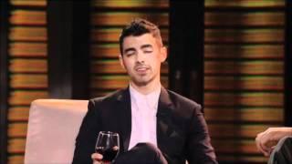 Simpler times Joe Jonas - Lopez Tonight
