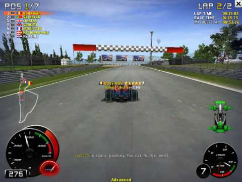 Superstar Racing GP 2013 Canada ADV KEY