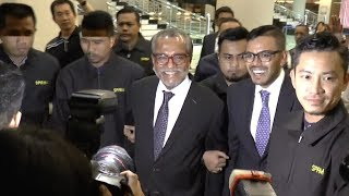 Muhammad Shafee pleads not guilty to money laundering, false statement charges